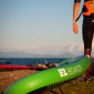 Надувная SUP доска EZ BOARDS ADVENTURE WINDSURF